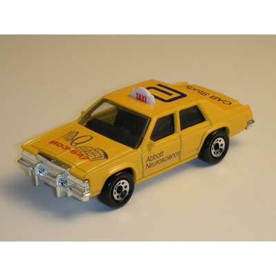 Matchbox Ford LTD Taxi