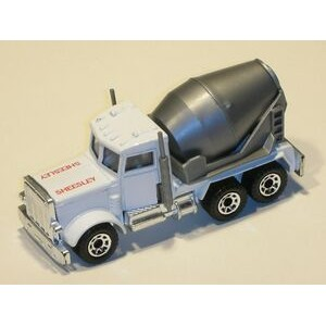 Matchbox Cement Truck
